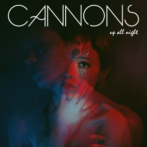 Cannons Up All Night EP cover
